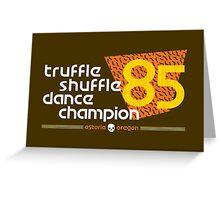 Dance Champ Greeting Card