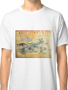 HD - Vintage Motorcycle Classic T-Shirt
