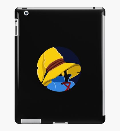 Vivi - Final Fantasy IX iPad Case/Skin