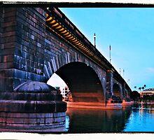 London Bridge by tvlgoddess
