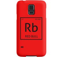 Element Rb - Red Bull Samsung Galaxy Case/Skin