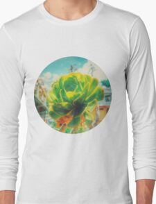 Succulent Long Sleeve T-Shirt