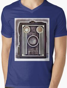 Photographs & Memories Mens V-Neck T-Shirt