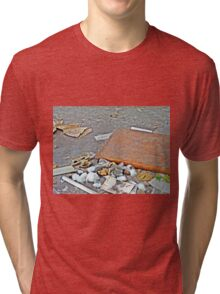 The Misery Of Sly Tri-blend T-Shirt