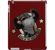 King of the Iron Jungle iPad Case/Skin
