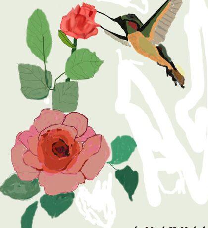 Nectar delight Sticker