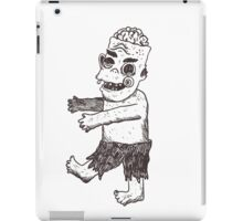 Sketch Zombie iPad Case/Skin