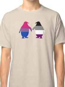 Bi Ace Pride Penguins Classic T-Shirt
