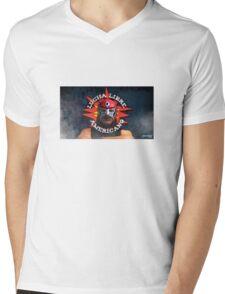 Lucha Libre Americano Mens V-Neck T-Shirt
