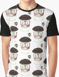 Smug Coffee Mug Graphic T-Shirt