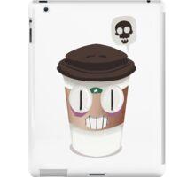 Smug Coffee Mug iPad Case/Skin
