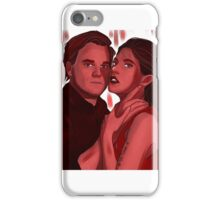 The Morgans iPhone Case/Skin