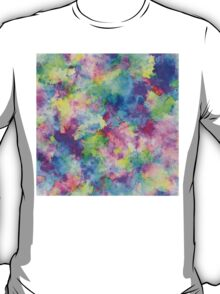 Abstract Patches of Color T-Shirt