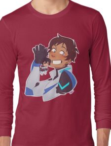 What team? Klance! Long Sleeve T-Shirt