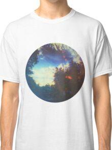 Blue Cedarwood View Manali Himalaya Classic T-Shirt