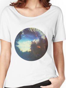 Blue Cedarwood View Women's Relaxed Fit T-Shirt