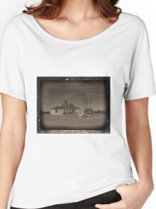 Bunnawarra Homestead vintage photo Women's Relaxed Fit T-Shirt