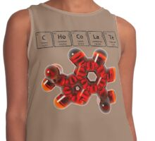 CHoCoLaTe and Theobromine Molecule Contrast Tank
