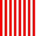 Red Vertically-Striped by PharrisArt