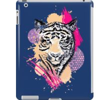 Abstract Tiger iPad Case/Skin