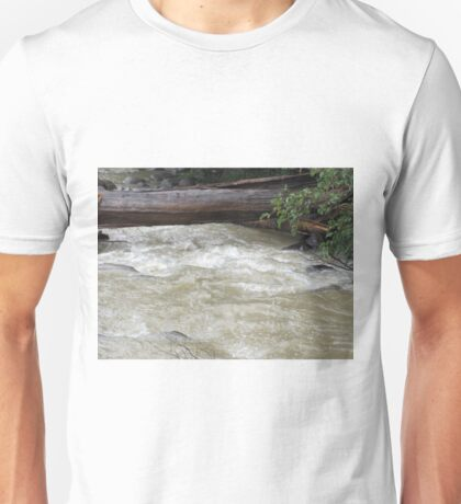 After effects of storm Unisex T-Shirt