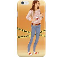 Debra Morgan iPhone Case/Skin