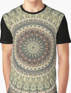 Mandala 136 Graphic T-Shirt