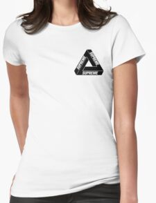 Supreme Penrose Womens Fitted T-Shirt