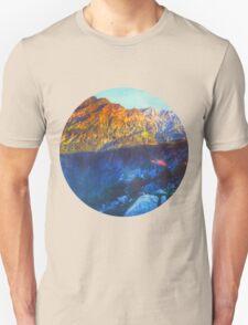 Himalaya Mountain View Unisex T-Shirt