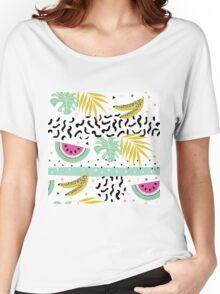 Summer crazy Women's Relaxed Fit T-Shirt