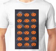 Jack-o-Lantern pattern Unisex T-Shirt