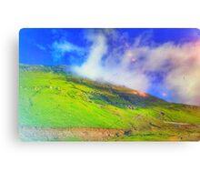 Mountaintop Canvas Print