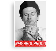 jesse rutherford the neighbourhood Metal Print