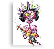 Kill All Humans Canvas Print