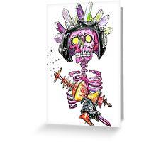 Kill All Humans Greeting Card