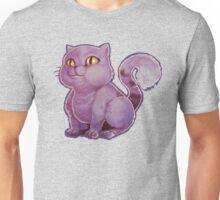 Purple Cat Unisex T-Shirt