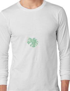 Monstera magic Long Sleeve T-Shirt