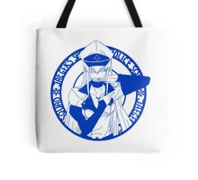 Jaegers Special Police Squad - Blue Tote Bag