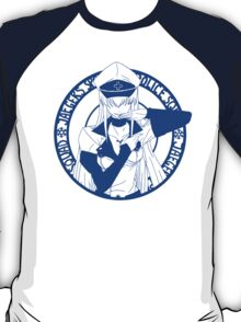 Jaegers Special Police Squad - Blue T-Shirt