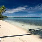 And Atoll Shoreline - Pohnpei, Micronesia by Alex Zuccarelli
