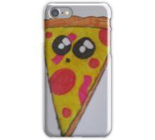 pizza cartoon iPhone Case/Skin