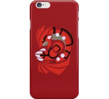 Scorching Earth - Groudon  iPhone Case/Skin