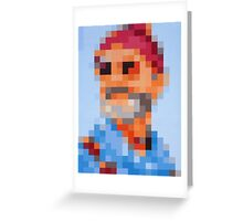 Team Zissou Greeting Card