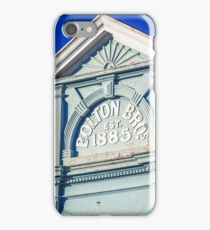 """Back to the Future"" iPhone Case/Skin"