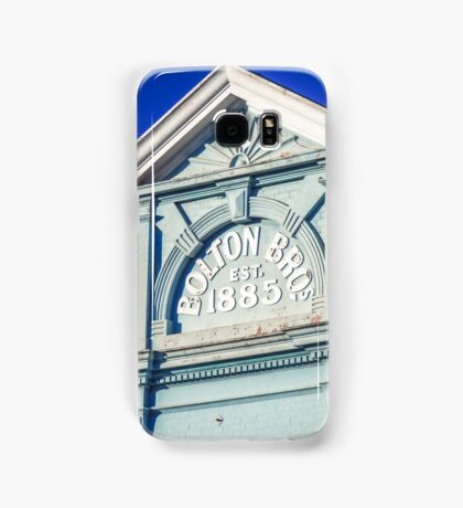"""""""Back to the Future"""" Samsung Galaxy Case/Skin"""