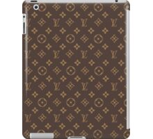LOUIS VUITTON COLLECTIONS iPad Case/Skin