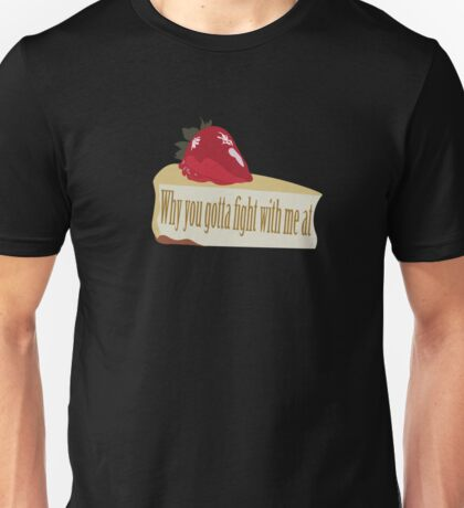 Cheesecake Unisex T-Shirt