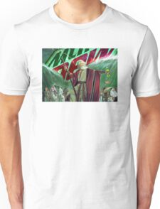 Moses Parting the Mountain Dew Unisex T-Shirt