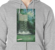 Come to the Waters Zipped Hoodie