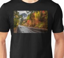 Drive into Fall Unisex T-Shirt